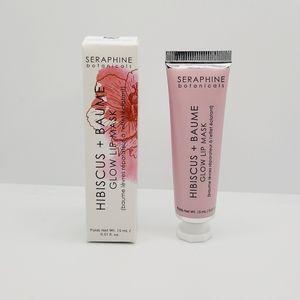 Seraphine 🌺  Hibiscus + Baume Glow Lip Mask - BN